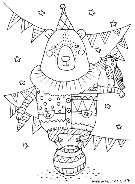 sirkuskarhu