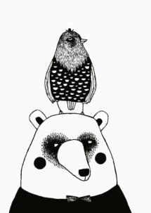 koho-karhu