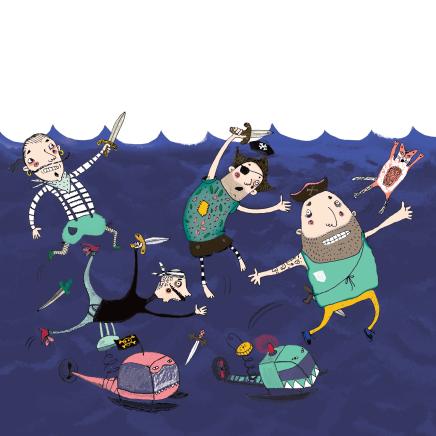 merirosvo-heittoistuimet